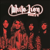 White Lion: Anthology '83-'89 [Digipak]