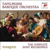 Tafelmusik Baroque Orchestra: The Complete Sony Recordings [47 CDs]