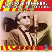 George Shearing/George Shearing Quintet: Conception: 1943 to 1953