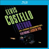 Elvis Costello: Detour Live at Liverpool Philharmonic Hall *