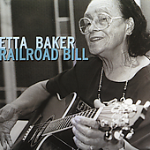 Etta Baker: Railroad Bill