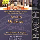 Edition Bachakademie Vol 91 - Weimar Scales