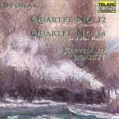 Dvorak: String Quartet no 12 & 14 / Cleveland Quartet