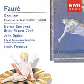 Faur&#233;: Requiem, etc / Fr&#233;maux, Burrowes, Rayner-Cook, et al
