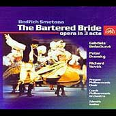 Smetana: The Bartered Bride / Kosler, Benacková, et al