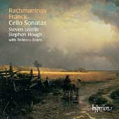 Rachmaninov, Franck: Cello Sonatas / Isserlis, Hough