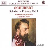 Deutsche Schubert-Lied-Edition 9 - Schubert's Friends Vol 1 / Eiche