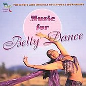 Various Artists: Music for Belly Dance