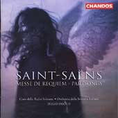 Saint-Saëns: Messe de Requiem, etc / Fasolis, et al