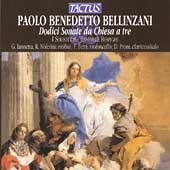 Bellinzani: Church Sonatas / Ferri, et al