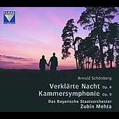 Schoenberg: Verkl&#228;rte Nacht, Chamber Symphony no 1 / Mehta