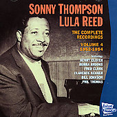 Sonny Thompson (Piano): The Complete Recordings: Vol. 4 1952-1954 *