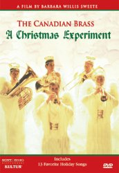 Canadian Brass: Christmas Experiment  [DVD]