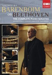 Barenboim on Beethoven The Complete Piano Sonatas / Sonatas 5 and 6 [DVD]