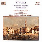 Four Seasons/Cto Winds:vivaldi