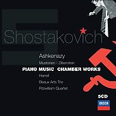 Shostakovich: Piano Music, Chamber Works