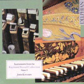 Instruments of the Russell Collection Vol 2 / John Kitchen