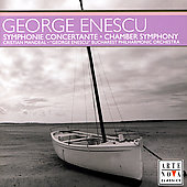 Enescu: Symphonie Concertante, Chamber Symphony / Mandeal