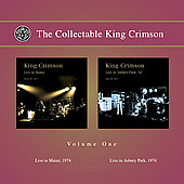 King Crimson: The Collectable King Crimson, Vol. 1