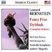 American Classics - Bernstein: Dybbuk, Fancy Free