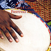 Various Artists: Ivory Coast: Festival Drums