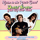 David Grover: Listen to Music Band