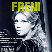 Handel, Bellini, Gounod, Donizetti: Operas / Freni