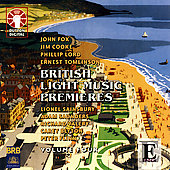 British Light Music Premieres Vol 4 / Sutherland, et al
