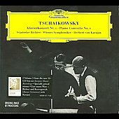 Tchaikovsky: Piano Concerto no 1, etc / Karajan, Richter
