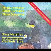 Scriabin, Rimsky-Korsakov, Pabst: Piano Concertos / Marshev, Ziva, South Jutland SO