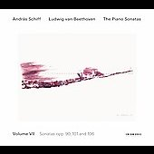 Beethoven: The Piano Sonatas Vol 7 / András Schiff