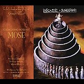 Grand Tier - Rossini: Mos&egrave; / Sawallisch, Ghiaurov, Verrett, Petri, et al