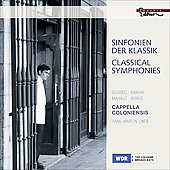 Classical Symphonies - Gossec, Vanhal, Mahaut & Kraus / Linde, Cappella Coloniensis