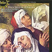 The Complete Motets of Francisco de Pe&ntilde;alosa