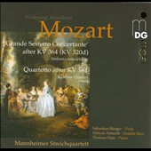 Mozart: Transcriptions - Grande Sestetto