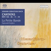 Johann Sebastian Bach: Cantatas BWV 108, 86, 11, 44