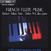 French Flute Music / Robert Aitken, Robin McCabe
