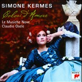 Soprano Simone Kermes / Colori d'Amore