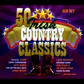 Various Artists: 50 Irish Country Classics [Box]