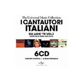 Various Artists: Cantautori Italiani, Vol. 1