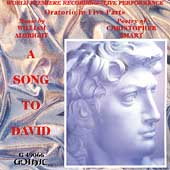 Albright: A Song To David
