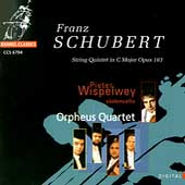 Schubert: String Quintet in C / Wispelwey, Orpheus Quartet