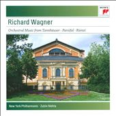 Wagner: Orchestral Music from Tannhauser, Parsifal & Rienzi / New York PO, Mehta