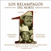 Various Artists: Los  Relampagos del Norte