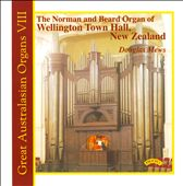Great Australasian Organs, Vol. 8