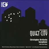 Aaron Copland: Quiet City
