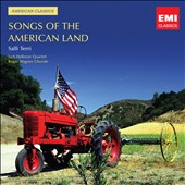 Songs of the American Land / Salli Terri, Roger Wagner Chorale