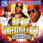 Various Artists: Hip Hop, Freestyle & R&B Platinum Classics [Digipak]
