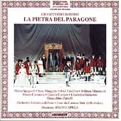 Rossini: La Pietra del Paragone / Aprea, Spagnoli, et al