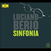 Luciano Berio: Sinfonia / London Voices; Gothenburg SO - Peter Eotvos